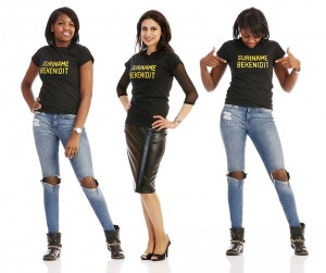 Shirt Suriname Bekendt